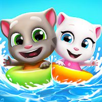 Talking Tom Pool apk icono