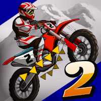 Mad Skills Motocross 2 Simgesi