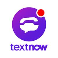 Biểu tượng TextNow - free text + calls