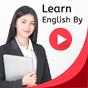 İngilizce konuşan öğrenin videolara ve altyazılara 1.1