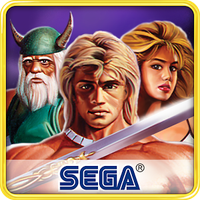 Ícone do Golden Axe