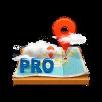 Icono de GPX Viewer PRO - Tracks, rutas y waypoints