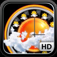 eWeather HD with Weather Radar Simgesi