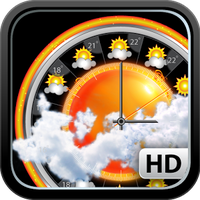 Ikon eWeather HD with Weather Radar