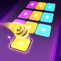 Color Hop 3D icon