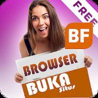 Icône apk BF Browser Terbaru ( MekiMax ) - Buka Situs Web