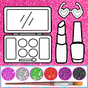 Glitter beauty coloring and drawing 4.2