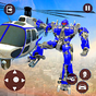 Police Helicopter Robot Transformation 1.0.2