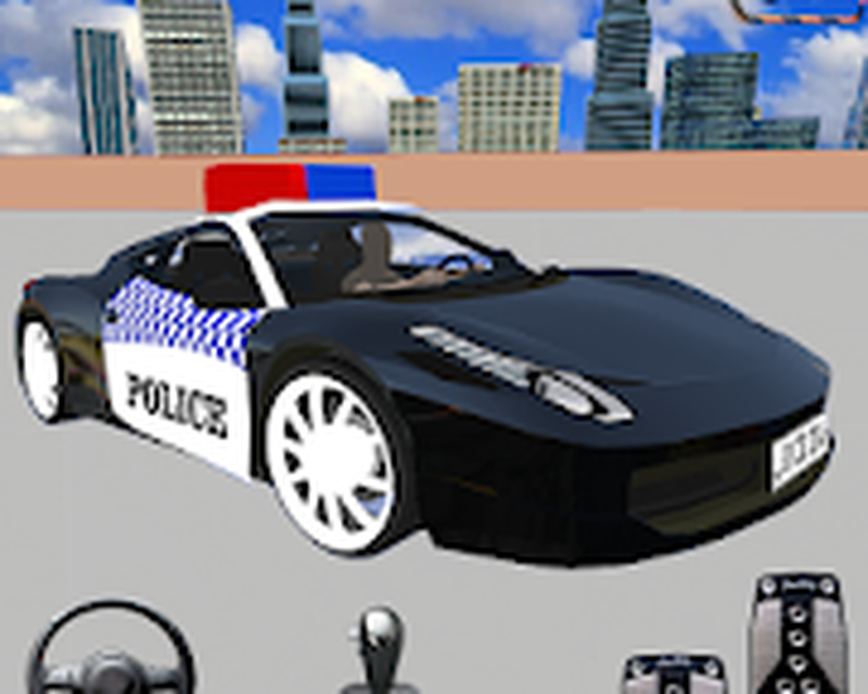 Police Car Parking Game 3d Free Android Free Download Police