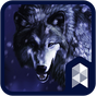 Ice Wolf theme  APK
