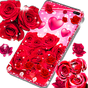 Red rose live wallpaper 13.0