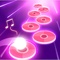 Pink Tiles Hop 3D - Dancing Music Game 1.5