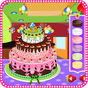 Décoration de gâteau de Jeux 5.9.7