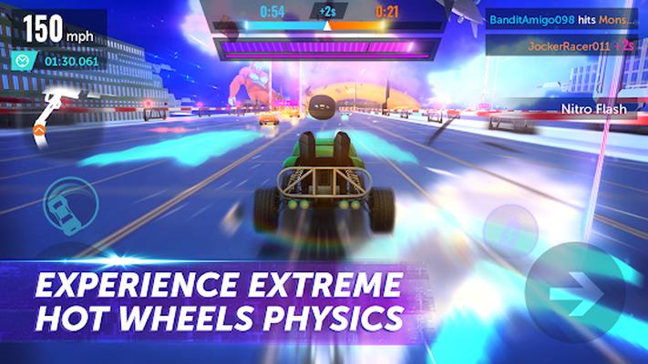 Hot Wheels Infinite Loop Android Baixar Hot Wheels Infinite Loop
