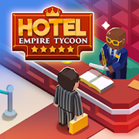 Hotel Empire Tycoon - Idle Game Manager Simulator アイコン