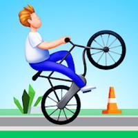 Bike Hop: Sei ein verrückter BMX-Fahrer! Icon