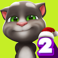 Icône de My Talking Tom 2
