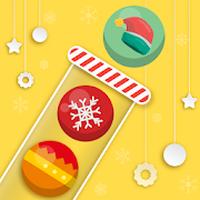 Icono de Bubble Sort Color Puzzle Game