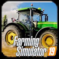 Ikona apk farming simulator 19 Walktrough