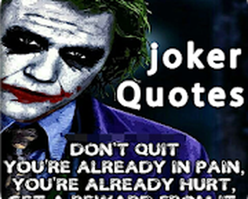 joker quotes android joker quotes