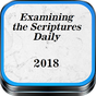 Examinig the Scriptures Daily 2018 20.0