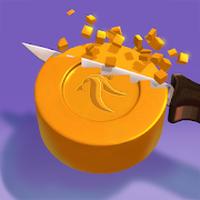 Soap Cutting Icon