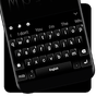 Classic Business Black White Keyboard Theme 10001002