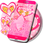 Pink Love Keyboard Free 1.270.15.96