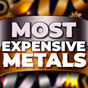 Most Expensive Metals 1.0 APK