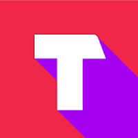 티빙(TVING) - 실시간TV, 방송VOD, 영화VOD 아이콘