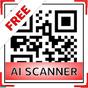 무료 QR코드 스캐너 : 빠른 QR코드 리더, 바코드 스캔, AI 인공지능 스캐너 1.3