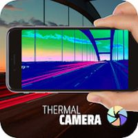 APK-иконка Thermal camera HD Effect