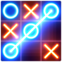 Tic Tac Toe glow - Free Puzzle Game 1.2