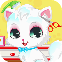 Pet Cat Spa And Salon Games HD Simgesi