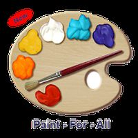 Icono de Paint parameters Android