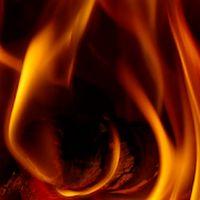 Ikona Ogień 3D Animowana Tapeta