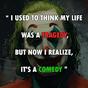 Joker quotes wallpaper 2019