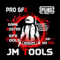 JM Tools - GFX Pro For PUBG 120FPS & Game Booster