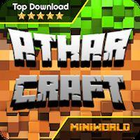 Athar Craft - Survival And Creative APK Simgesi