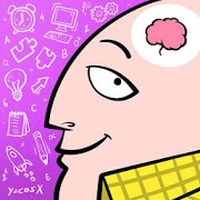 Ícone do Braindom: Tricky Brain Puzzle, Mind Games,IQ Test