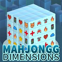 Icoană apk Mahjong Dimensions