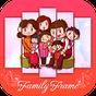 Editor de fotos familiares - marcos de cuadros