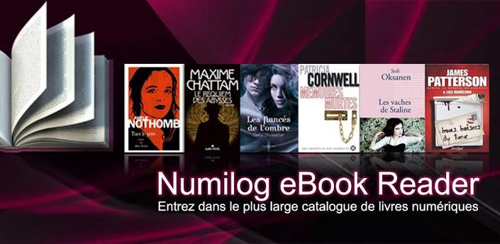GRATUIT READER NUMILOG TÉLÉCHARGER EBOOK