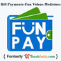 FunPay : Recharge, Videos, Cashback, Bill Payments