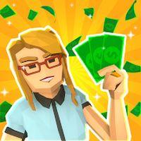 Cashier 3D icon