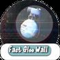 Fast gloo wall