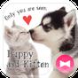 かわいい壁紙アイコン 子犬と子猫 無料 1.0.0