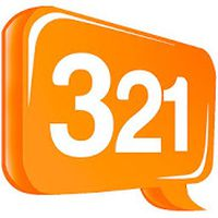 321 Chat icon