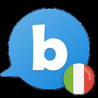 Ícone do Aprender italiano com busuu