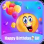 Happy Birthday GIFs & Love Roses Sticker